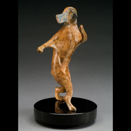 Bronze Great Dance Sculpture